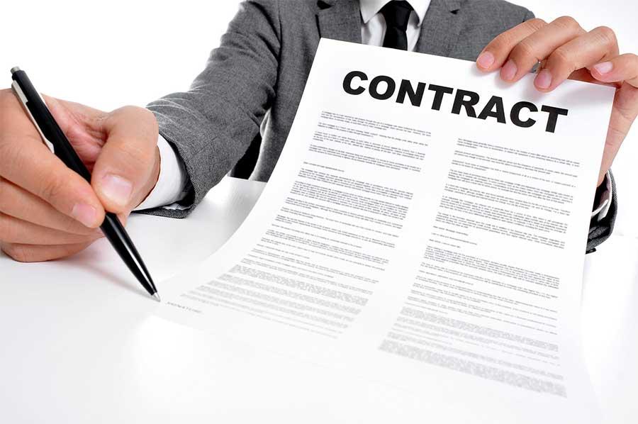 نیک تدبیر-ویژگی های عمومی در قراردادها